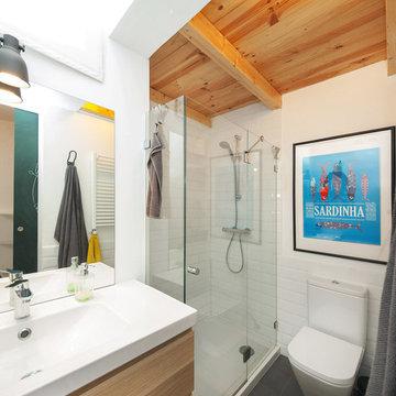 SE15 Loft - Dormitorios y Baño