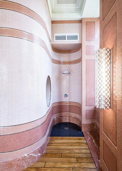 Eklektisk Badeværelse by Adam Bresnick Architects