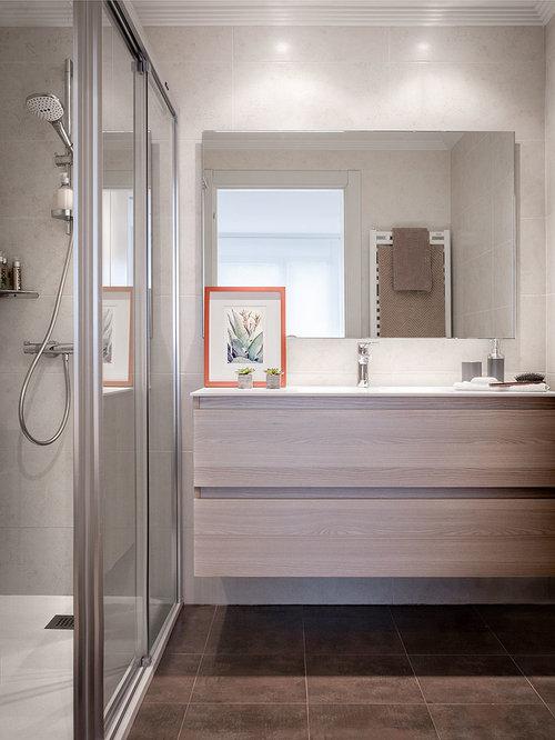 Fotos de cuartos de ba o dise os de cuartos de ba o modernos for Cuartos de bano modernos con ducha