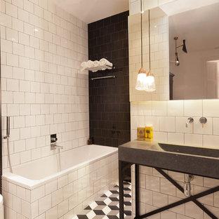 Fotos de baños | Diseños de baños pequeños con combinación de ducha ...