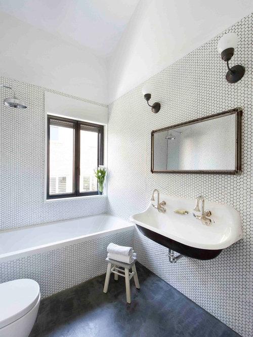 Ideas para cuartos de bao Fotos de cuartos de bao clsicos renovados