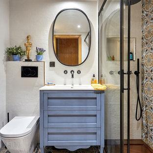 Stilmix Badezimmer in Madrid