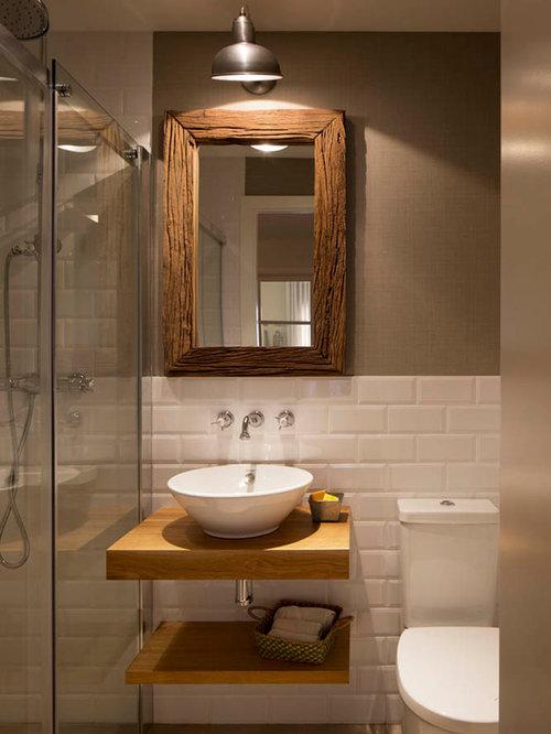 Ideas para cuartos de ba o fotos de cuartos de ba o - Cuarto de bano rustico ...