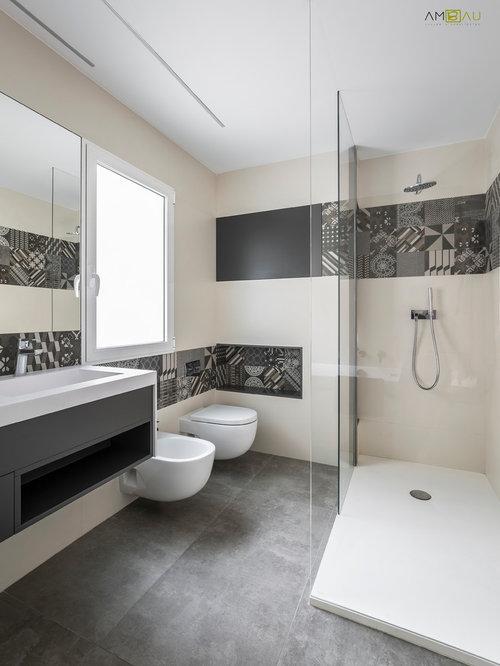 Fotos de cuartos de ba o dise os de cuartos de ba o con - Cuarto de bano con ducha ...
