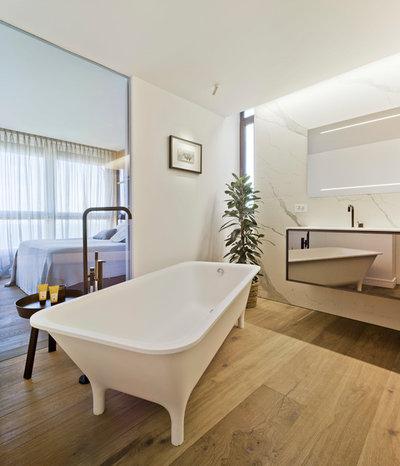 Contemporáneo Cuarto de baño by Estudio CODE