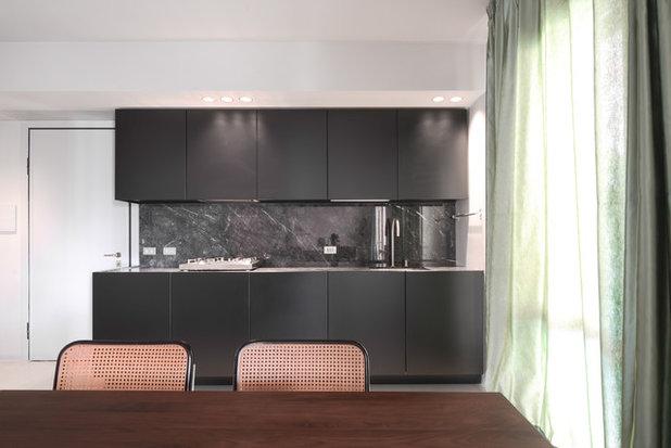 Moderno Cucina by MIDE architetti
