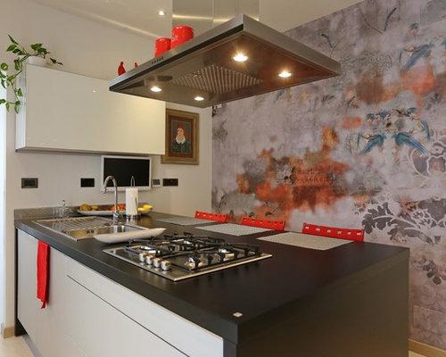 Best Carta Da Parati Moderna Per Cucina Contemporary - Ameripest.us ...