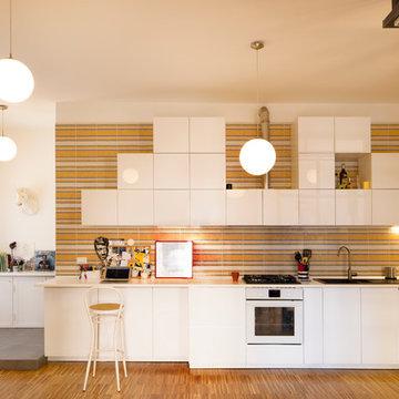 Appartamento doppio a Conca d'Oro - Ristrutturazione - 100 mq```