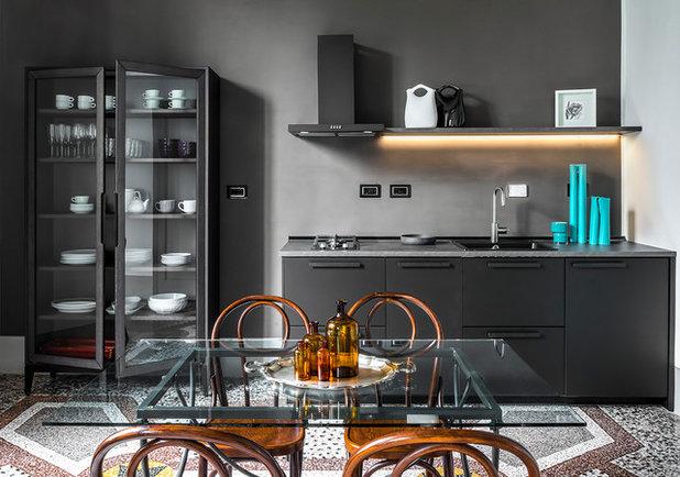 Moderno Cucina by ZPSTUDIO
