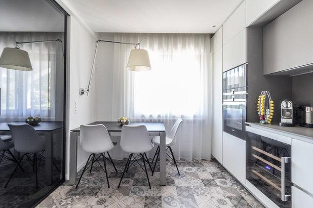 Moderno Cucina by Desearq Studio