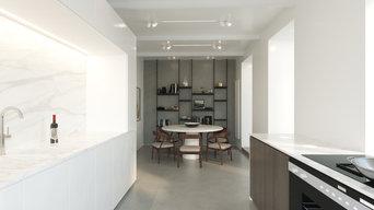 Appartamento moderno vista golfo