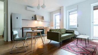 Appartamento per un ragazzo 55mq.