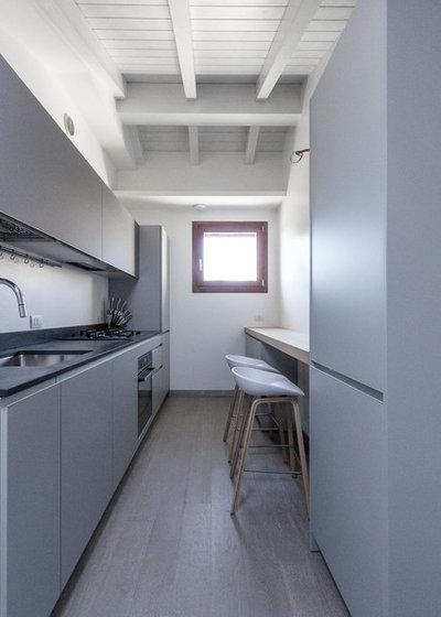 Moderne Køkken by Galleria del Vento