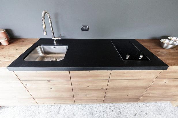 Capire (finalmente) qual è la forma migliore per il lavello in cucina