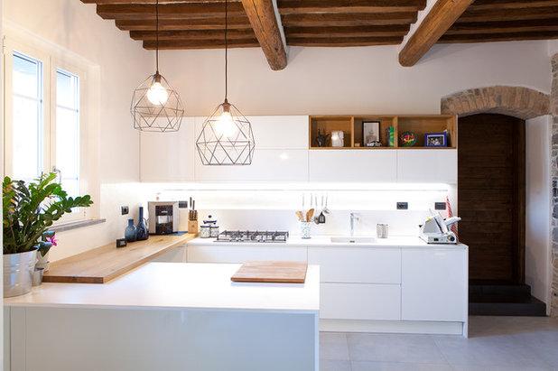 Mediterráneo Cocina by Enrico Galeazzi Architecture Studio