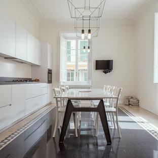 75 Beautiful Terrazzo Floor Kitchen With Granite Countertops