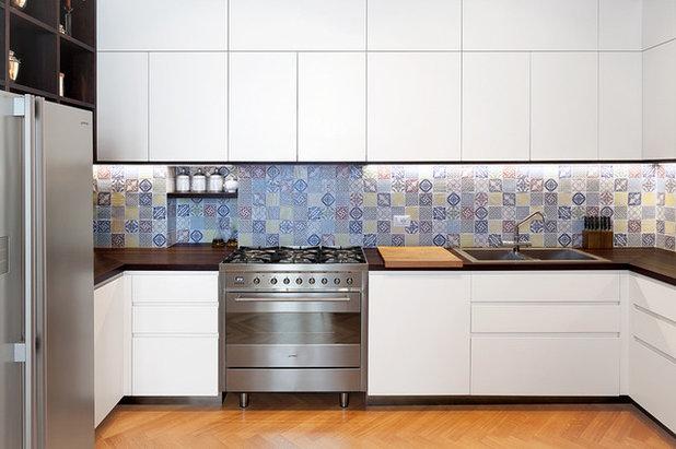 Pannello paraschizzi in cucina idee per la scelta - Pannelli per cucina ...
