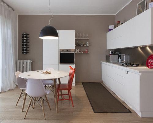Cucina color tortora - Foto e idee | Houzz