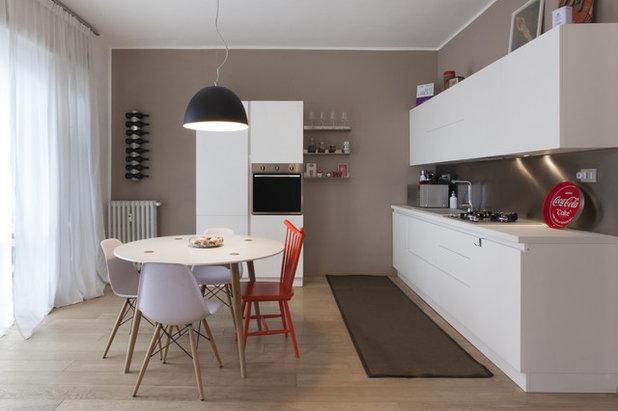 Pareti colorate cucina stunning colore pareti cucina piastrelle