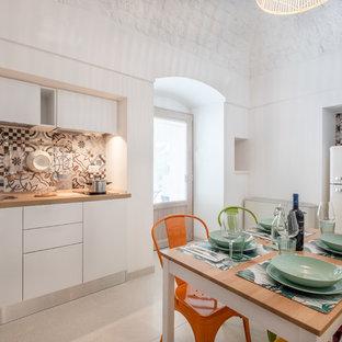 Immagine di una cucina mediterranea