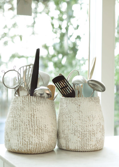 Shabby-Chic Style Cucina by Ilaria Pagnan
