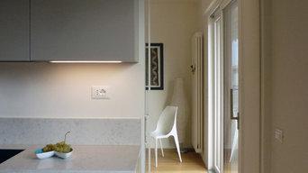 Casa 110 mq - Restyling di design