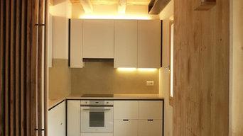 Casa 135 mq - Recupero di un mulino