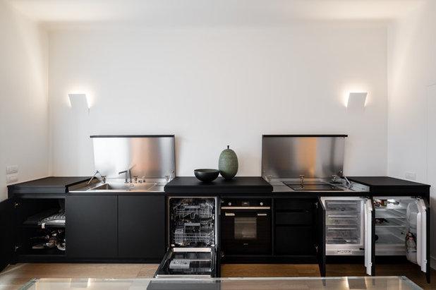 Contemporaneo Cucina by 23bassi | Studio di architettura