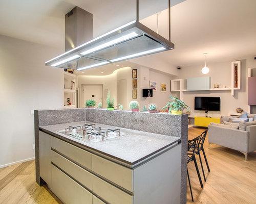 Best 20 Kitchen with Terrazzo Countertops Ideas & Photos | Houzz
