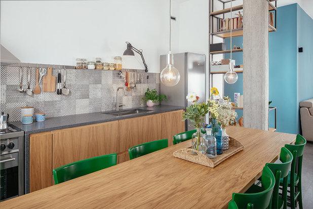 Industriale Cucina by manuarino architettura design comunicazione.