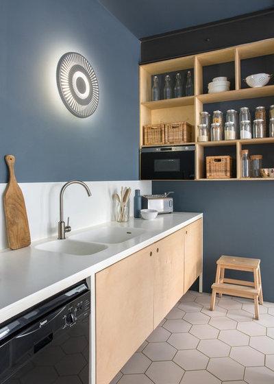 Contemporary Kitchen by sm*s stefaniamicottistudio