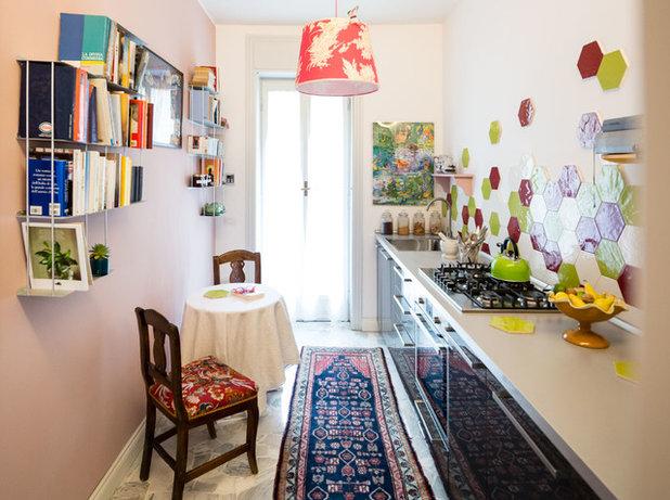 Eclettico Cucina by 23bassi | Studio di architettura