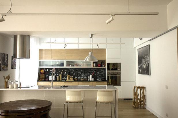 Industriale Cucina by Tremillimetri