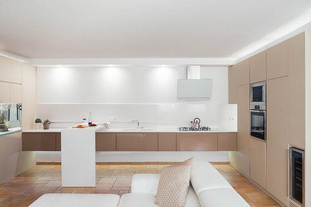 Contemporaneo Cucina by manuarino architettura design comunicazione.