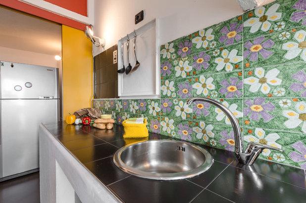 Pulire Fughe Delle Piastrelle Del Bagno : Come pulire bene le fughe delle piastrelle della cucina