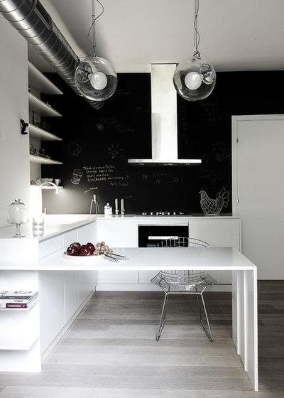 Contemporary Kitchen by Studio Tenca & Associati