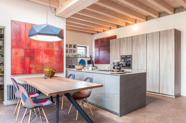 Contemporaneo Cucina by Angelo Talia - Fotografia Architettura Archviz3D