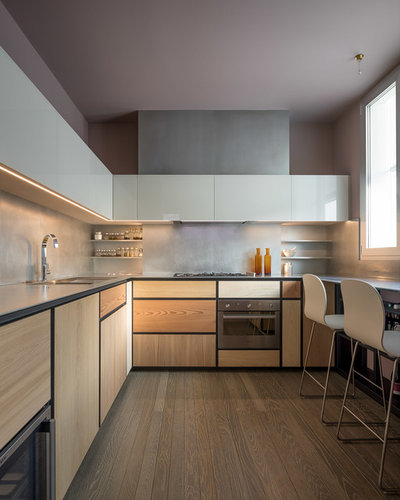 Contemporary Kitchen by Paolo Valentini