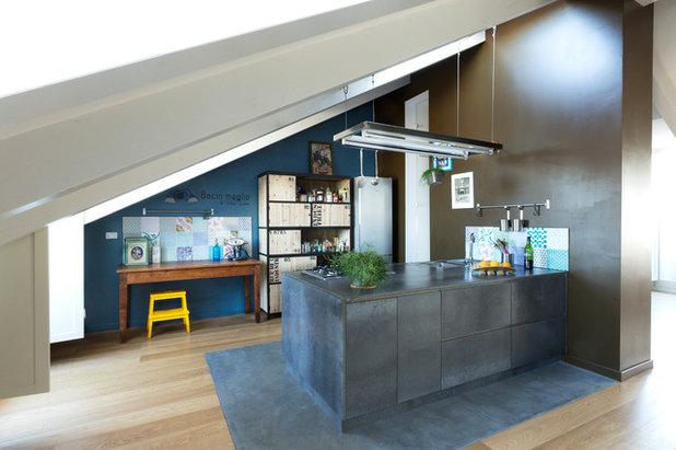 Industrial Cocina by UNDUO Laboratorio di architettura