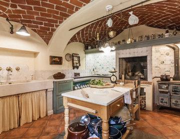 Casale L'Angelo Azzurro: home staging entry level in casa abitata
