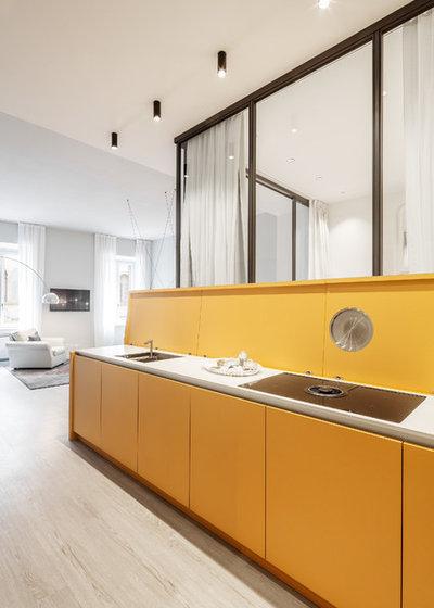 Современный Кухня by raro