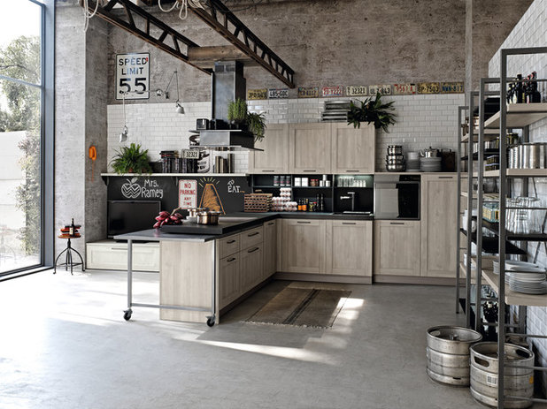 Industriale Cucina by Stosa Cucine