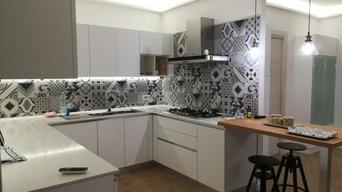 Completamento di un appartamento a Francavilla Angitola