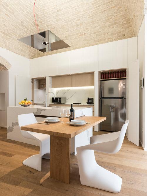 Cucina in legno chiaro - Foto e idee   Houzz