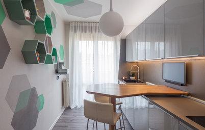 A Confronto: 3 Progetti di Tavoli Scorrevoli in Cucina