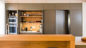 Cucina a Scomparsa in Open Space