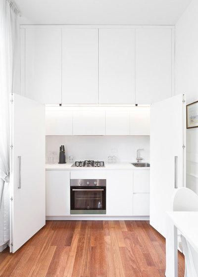 Современный Кухня by Matteo More