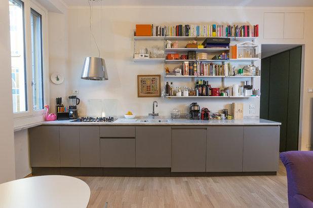 Contemporaneo Cucina by Luisa Omodei Zorini Architetto