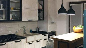 Cucina industriale | 11 M²
