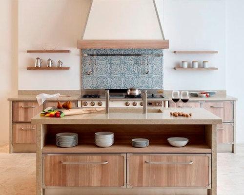 Cucine In Larice. Cucina Moderna Su Misura Brianza With Cucine In ...